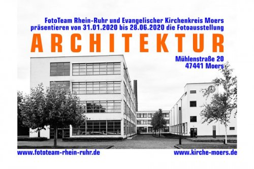Ausstellung Architektur